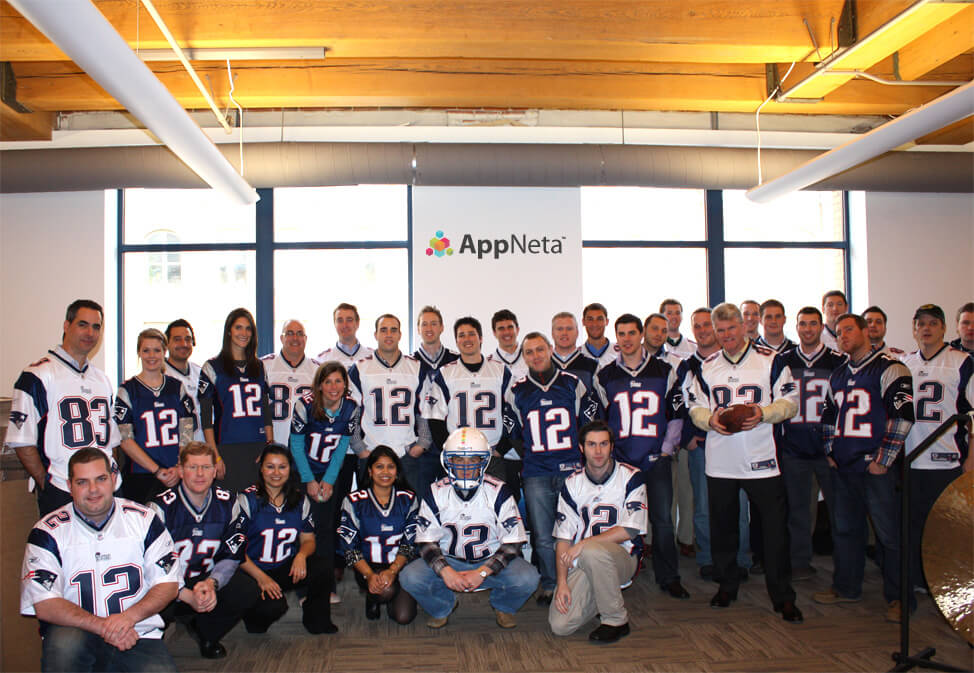 CEO Notes…AppNeta is All-in for the Patriots