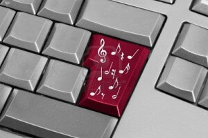 Streaming Media at the Workplace: Your Music Hurts My Cloud