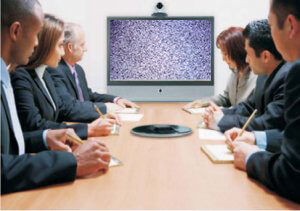 A Video Conferencing Home Run