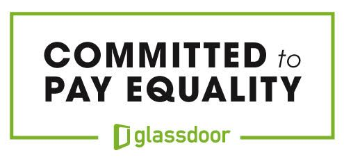 Glassdoor equal pay badge