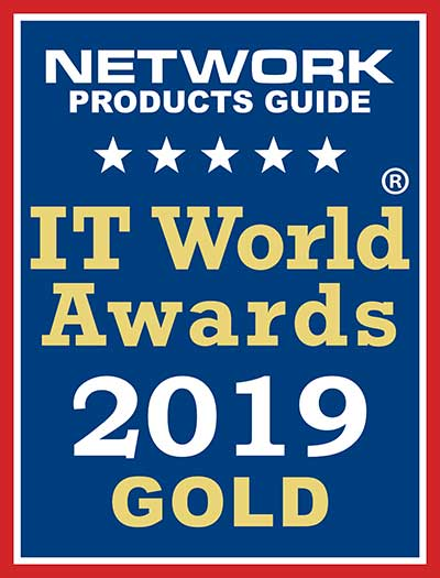 AppNeta Performance Manager was honored with the top spot in the Hot Technology & Solution of the Year Category for Information Technology Cloud/SaaS