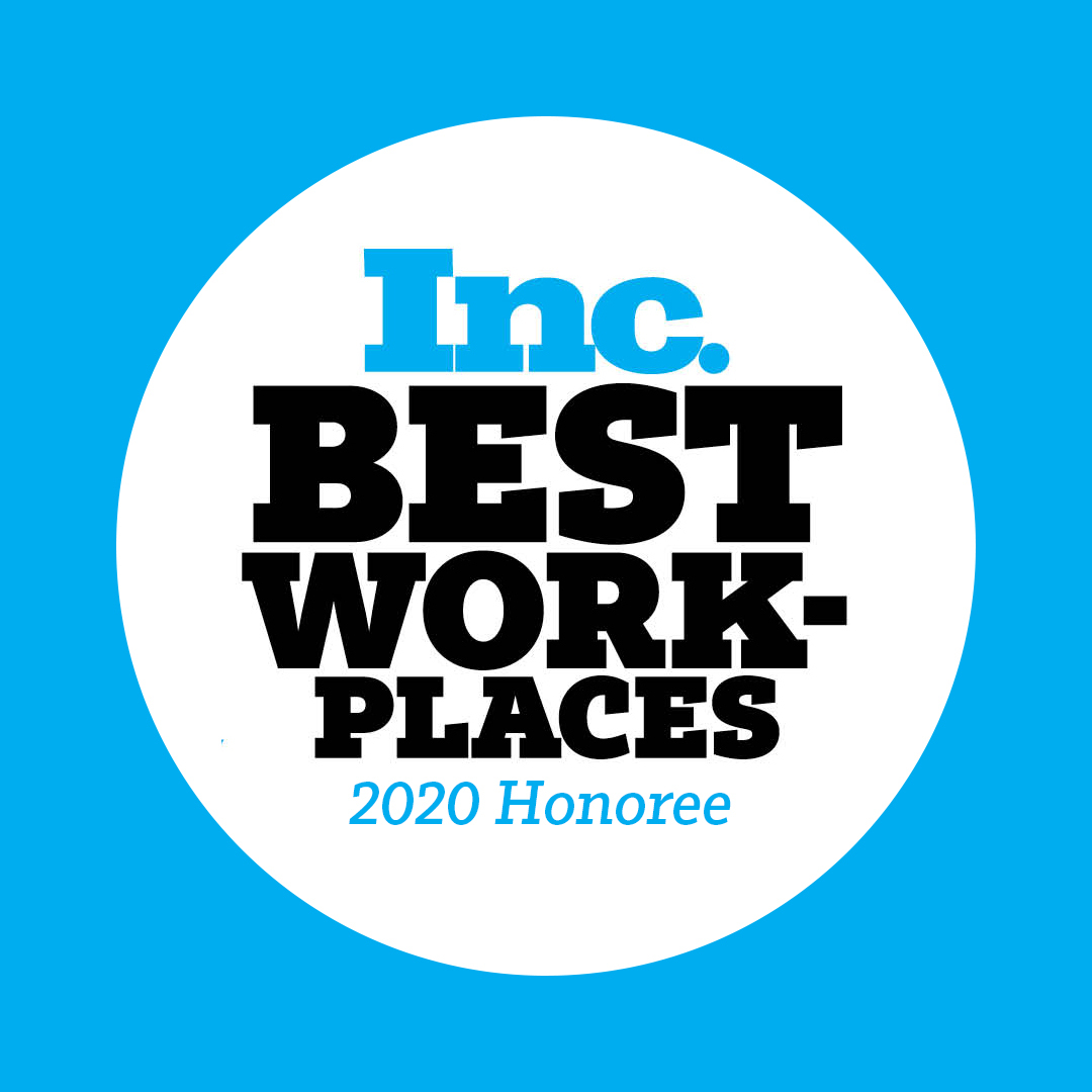 AppNeta is one of Inc. Magazine's Best Workplaces 2019 and 2020