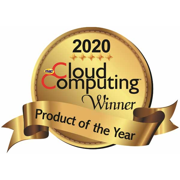 Cloud Computing Product of the Year | 2020