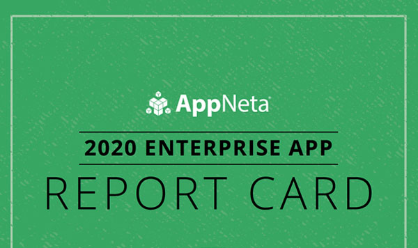 2020 Enterprise App Report Card