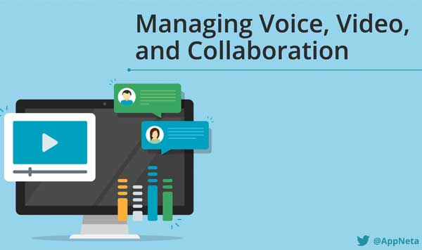 Managing Voice, Video & Collaboration Tools Roundtable