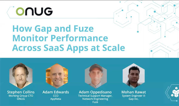 How Gap & Fuze Monitor Performance Across Apps at Scale