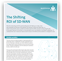 The Shifting ROI of SD-WAN