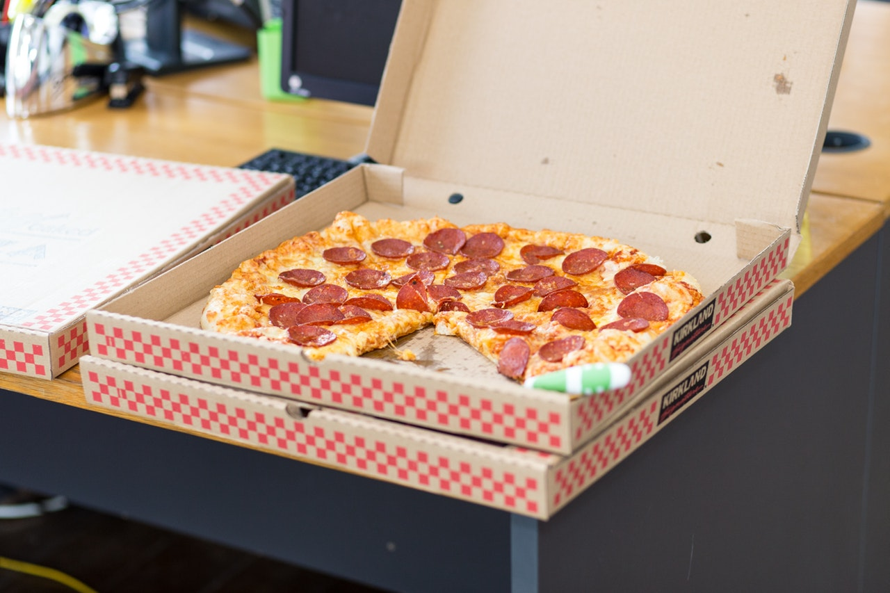 Developers (and pizza?) flocking to remote work